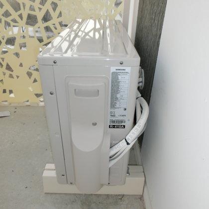 Sumontuotas LG 3,5 kW kondcionierius. Vilnius